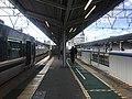 Platform of Takatsuki Station (Tokaido Main Line).jpg