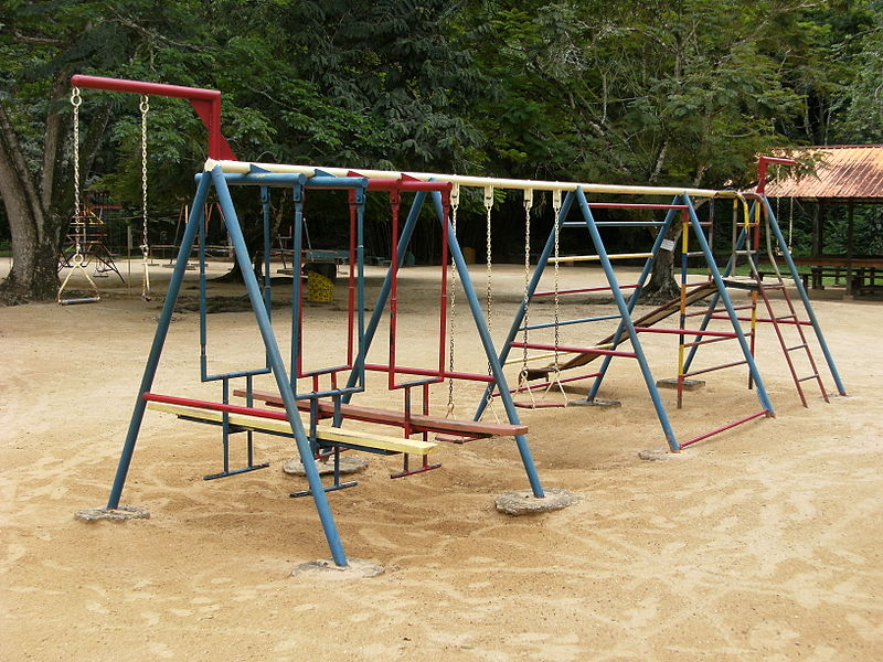 Kids Commercial Play Area