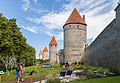 Plaza de la Torre, Tallinn, Estonia, 2012-08-05, DD 02.JPG