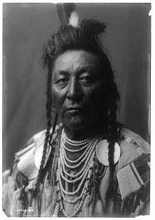 Plenty Coups Crow Nation Chief
