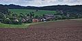 Pohled na obec od západu, Strhaře, okres Brno-venkov.jpg