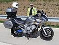 Policejní motocykl, Praha.jpg