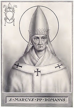 Pope Mark