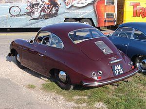 Porsche 356 - Porsche 356 pre-A