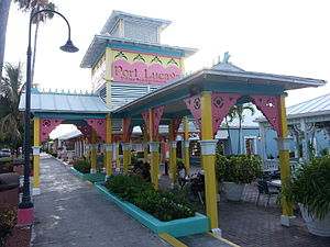 Freeport, Bahamas - Image: Port Lucaya Marketplace Entrance