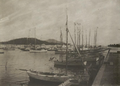 Port of Truck island (from a book published in 1935).png