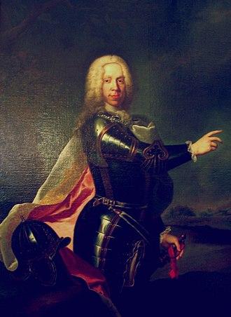 Wirich Philipp von Daun - Count Wirich Philipp von Daun