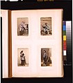 """Portraits of a Chinese woman from Canton, a man mending a pot, a woman from """"Foochau"""", and a soldier LCCN2011660102.jpg"""