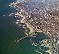 Portugese Coast near Porto (38089562772).jpg
