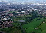 Possil Loch from the air (geograph 2987999).jpg