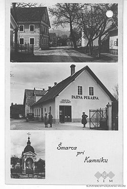 Postcard of Šmarca.jpg