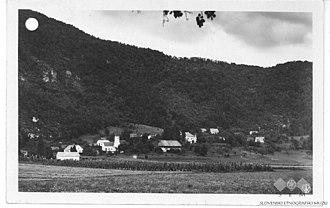 Veliko Širje - Postcard of Veliko Širje