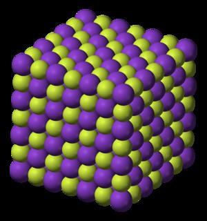 Fluoruro de potasio