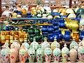 Pottery in Iran - qom فروشگاه سفال در ایران، قم 43.jpg