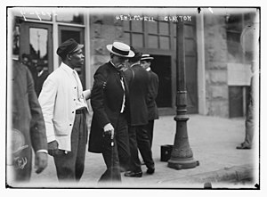 Powell Clayton - Powell Clayton at age 79 at the 1912 Republican Presidential Convention in Chicago