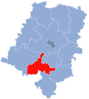 Prudnik County - Image: Powiat prudnicki