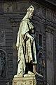 Praga - Ponte Karl - Statua di Karl IV - panoramio.jpg