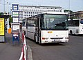 Praha, Na Knížecí, Karosa C 954, ČSAD autobusy ČB, 370003 do Prachatic.jpg