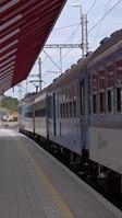 File:Praha-Hostivař, odjezd vlaku na Tábor.webm