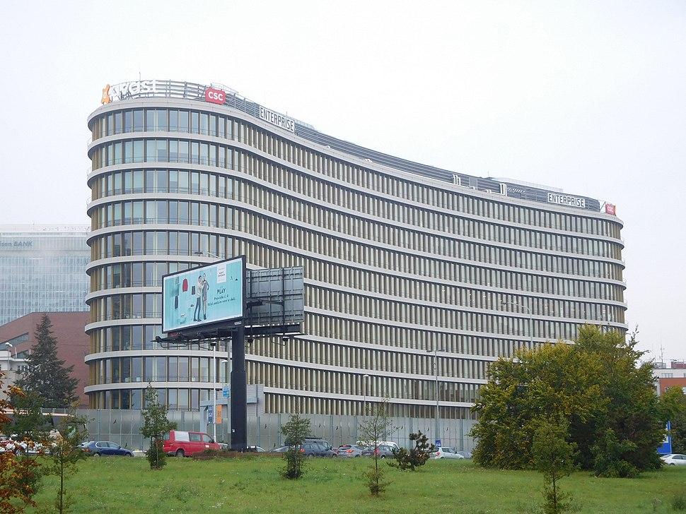 Praha Nusle Pikrtova 1a