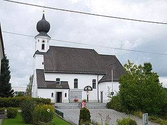 Pramet - Image: Pramet Kirche