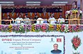 Pranab Mukherjee addressing after dedicating the 726 MW Palatana Power Plant of ONGC Tripura Power Corporation to the Nation, at Palatana, South Tripura. The Governor, Tripura, Shri Devanand Konwar.jpg