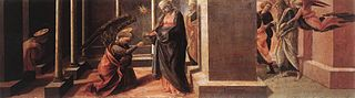 Predella of the Barbadori altarpiece