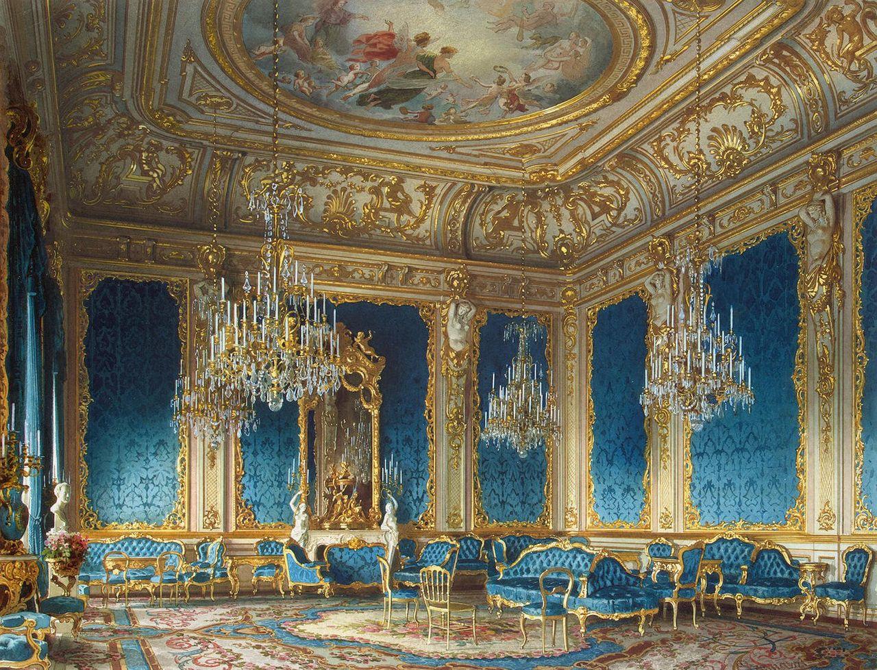 Versailles Blue Room