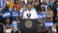 File:President Obama Campaigns for Democratic Nominee Hillary Clinton in Florida c3b3a7a1.webm