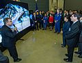 President Park Geun-hye of South Korea Visits NASA Goddard (21986876960).jpg