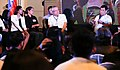 President Rodrigo Duterte at the Marco Polo Hotel 1.jpg