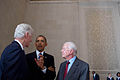 Presidents Obama, Clinton, and Carter.jpg