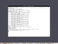 Previous NeXT emulator 0.3 screenshot.png