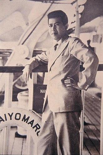Pridi Banomyong - Pridi Banomyong in 1933