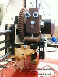 Easy Head Changer for 3D Printers - Wikiversity Maker Farm I D Printer Wiring Diagram on