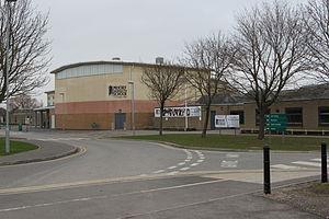 Priory Community School - Image: Priory Community School