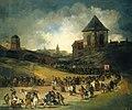 Procesión en Valencia por Francisco de Goya.jpg