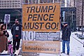 Protesting The Trump National Emergency Chicago Illinois 2-18-19 6121 (32221703747).jpg