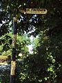 Public Footpath, Piper's Lane, Puddington.JPG