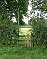Public Footpath to Illston on the Hill - geograph.org.uk - 506240.jpg