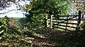 Public footpath - geograph.org.uk - 606062.jpg
