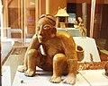 Puebla - Museo Amparo -Accroupi Jalisco 600 dC.JPG
