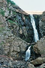Putorana. One of the waterfalls.jpg