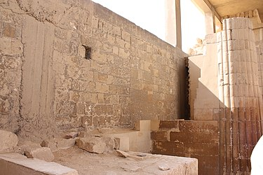 Pyramid of Djoser entrance 2010 4.jpg