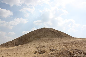 Pyramid of Teti - Image: Pyramid of Teti 2010