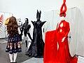 Pyrkon 2019 wystawa modeli kostiumów Uniwersytet Artystyczny w Poznaniu Pracownia Kostiumu Teatralnego.jpg