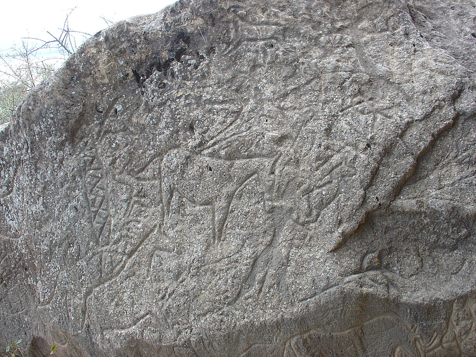 Qobustan Petroglyphs