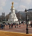 Queen Victoria Memorial from Constitution Hill - geograph.org.uk - 379820.jpg