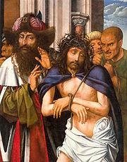 Ecce Homo de Quentin Massys (1520)