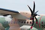 RAFO EADS CASA C-295 901 PAS 2013 04 PW127G turboprop engine.jpg